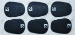 Naklejki na ustnik BG A10L (0.8 mm, duże)