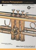 Płyta DVD Henri Selmer Paris Musik'it trąbka vol. 3