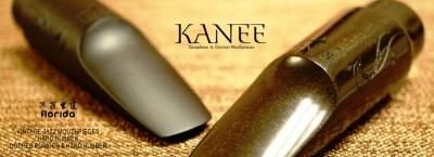 Ustnik do saksofonu sopranowego Kanee Florida Vintage Jazz Medium Chamber Copper Powder
