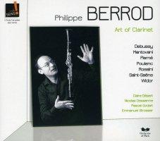 Płyta CD Philippe Berrod Art of Clarinet