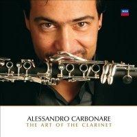 Płyta CD Alessandro Carbonare The art of the Clarinet