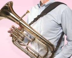 Pasek do tuby Neotech Brass Sling