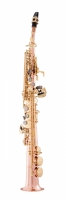 Saksofon sopranowy LC Saxophone S-603CL clear lacquer
