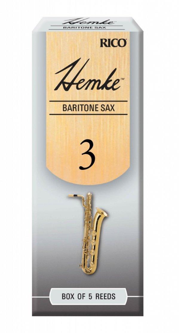 Stroiki do saksofonu barytonowego Rico Hemke
