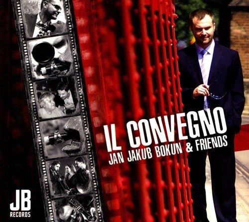 "Płyta CD Jan Jakub Bokun ""Il Convegno"""