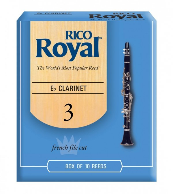 Stroiki do klarnetu Es Rico Royal