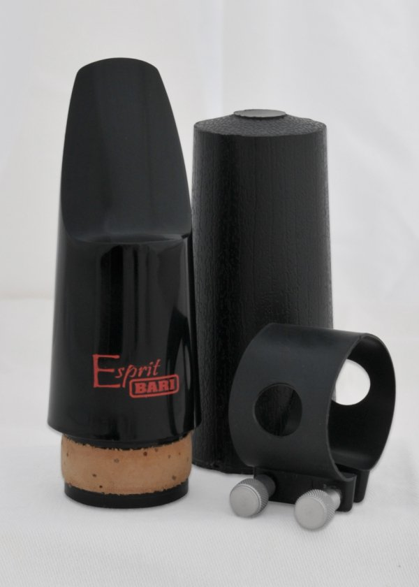 Ustnik do klarnetu basowego Bari Esprit plastik