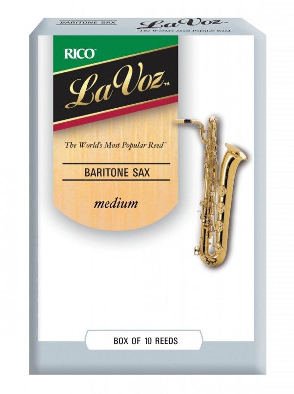Stroiki do saksofonu barytonowego Rico La Voz