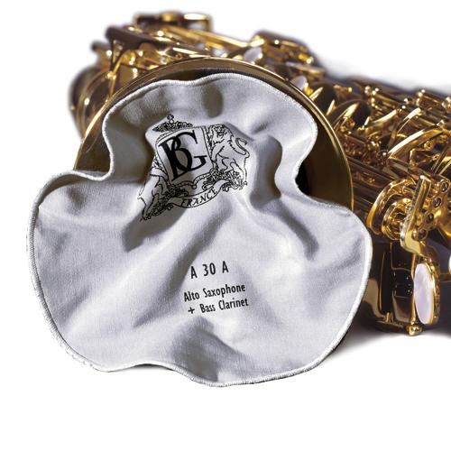 Wycior do saksofonu tenorowego BG A30T microfiber & silk