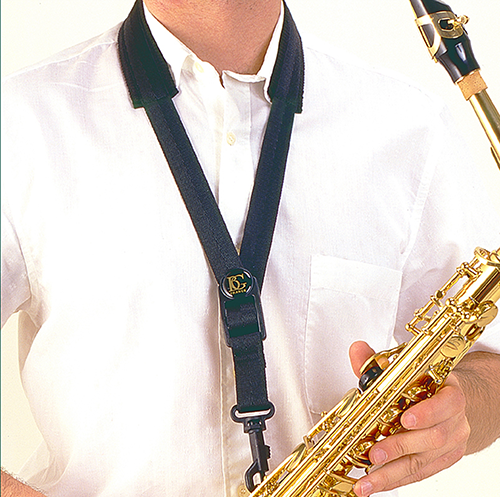 Pasek do saksofonu altowego BG S12SH