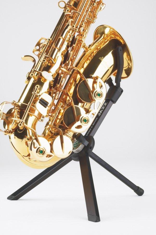 """Stojak do saksofonu altowego K&M 14330 """"Jazz"""""""