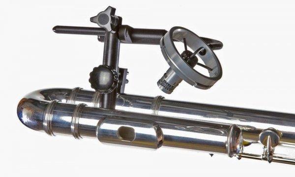 Mikrofon do fletu altowego i basowego AMT Z1L