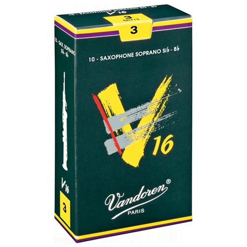 Stroiki do saksofonu sopranowego Vandoren V16 3.5 stare opakowanie
