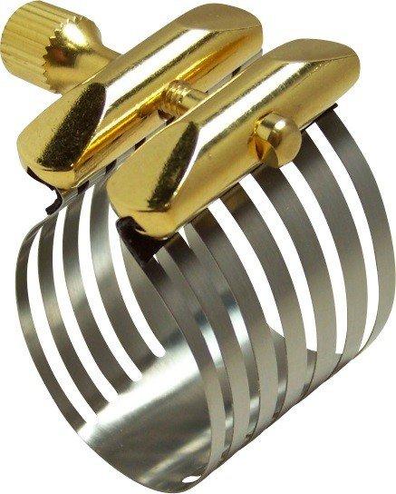 Ligaturka do saksofonu tenorowego Rovner Platinum