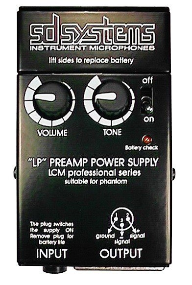 Mikrofon do kontrabasu SD Systems LCM 100 LP