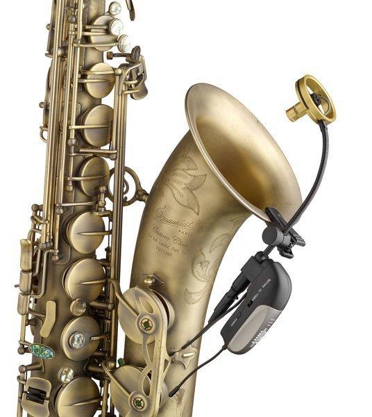 Mikrofony bezprzewodowe do saksofonów AMT Quantum7-TA6