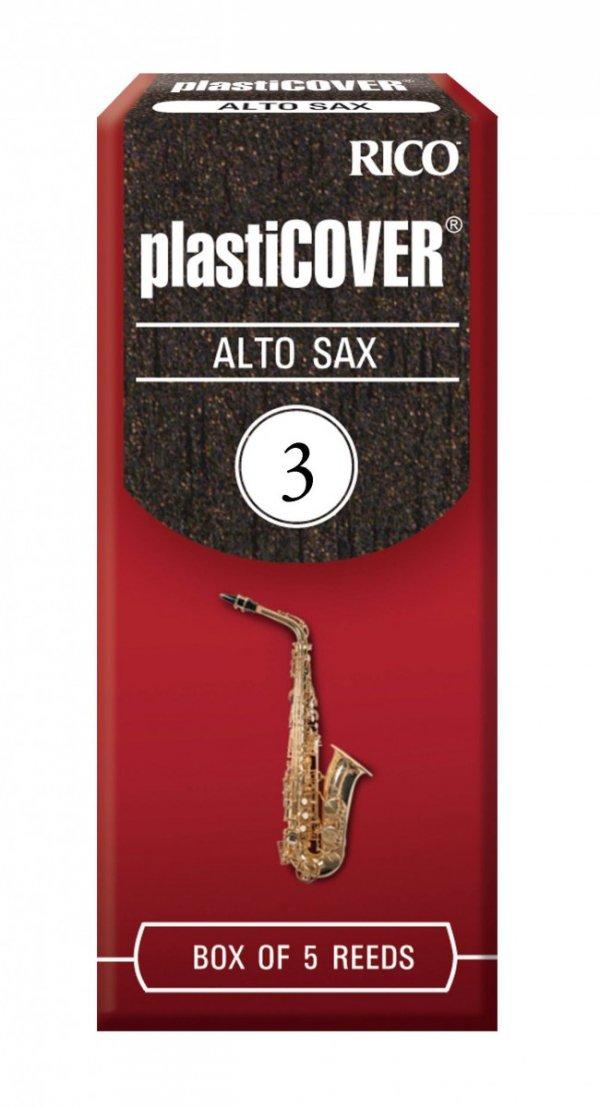 Stroiki do saksofonu altowego Rico Plasticover