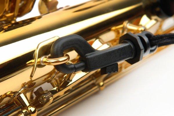 Pasek do saksofonu sopranowego i altowego Rico SJA13