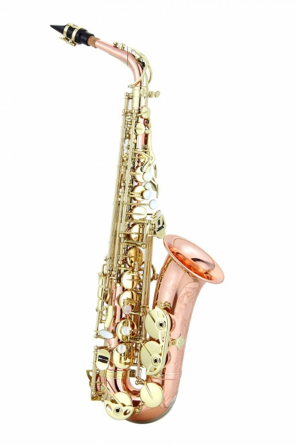 Saksofon altowy LC Saxophone A-703CL clear lacquer
