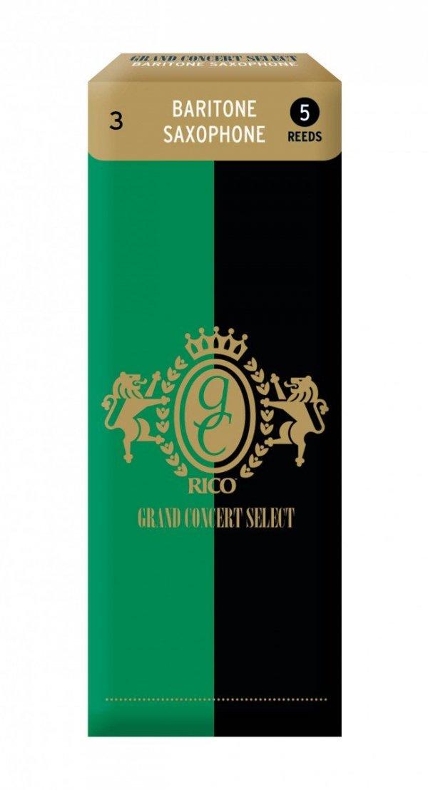 Stroiki do saksofonu barytonowego Rico Grand Concert Select