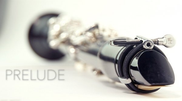 Ligaturka do klarnetu B/A Silverstein Prelude