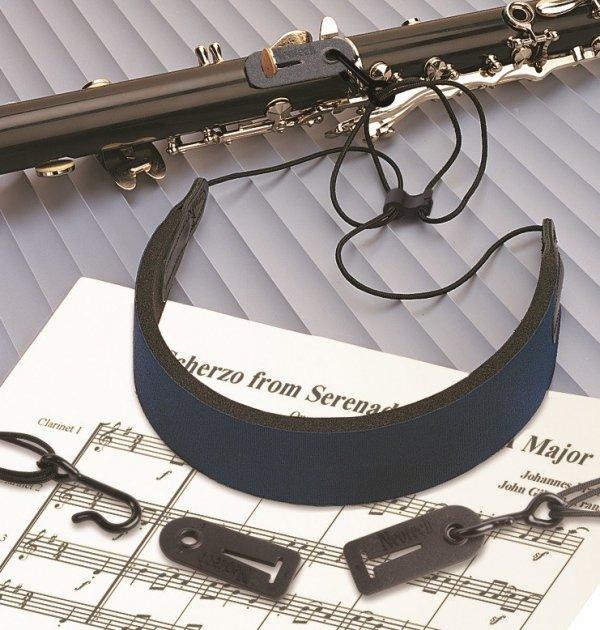 Pasek do klarnetu B/A Neotech C.E.O. elastyczny