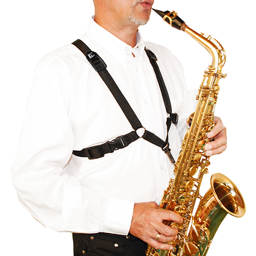 Szelki do saksofonu BG S40SH męskie