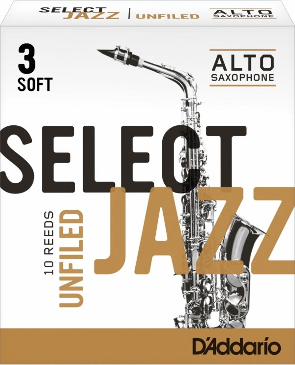 Stroiki do saksofonu altowego Rico Select Jazz