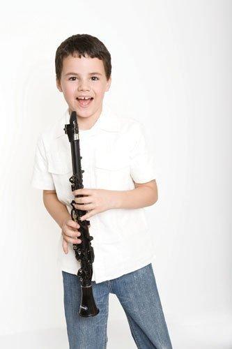 Klarnet C dla dziecka Nuvo Clarineo