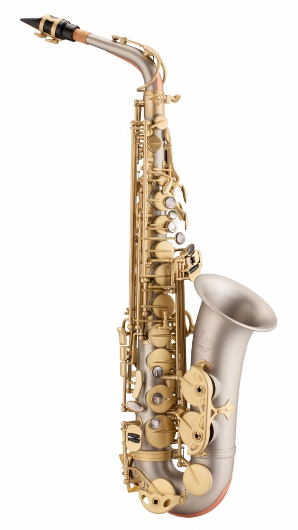 Saksofon altowy LC Saxophone A-704XW sandblast finish