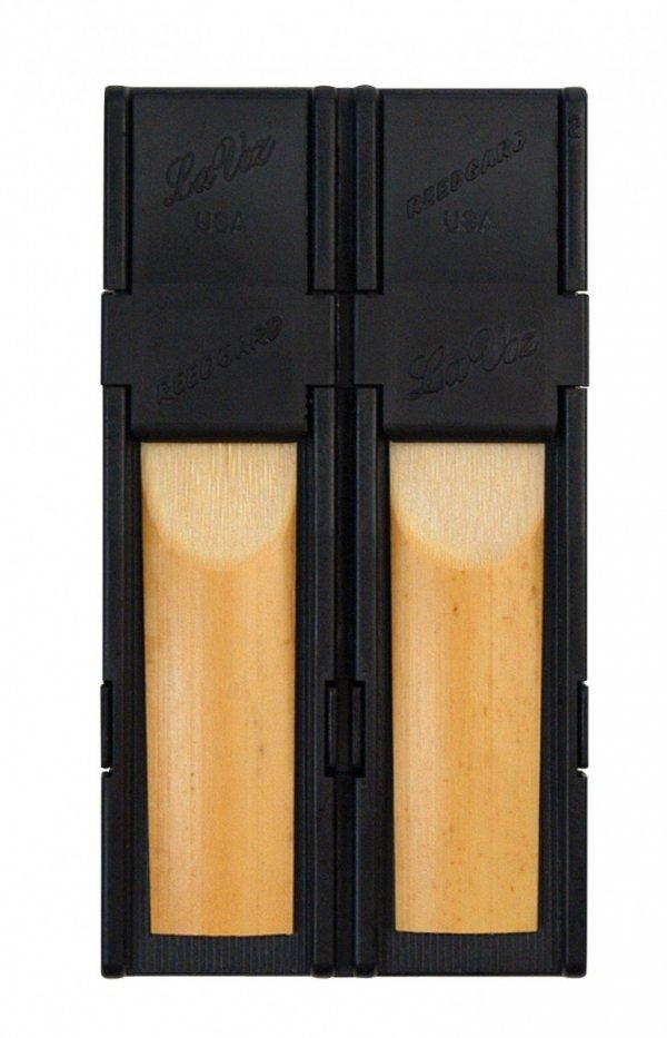 Etui na stroiki do klarnetu basowego Rico Reed Guard IV