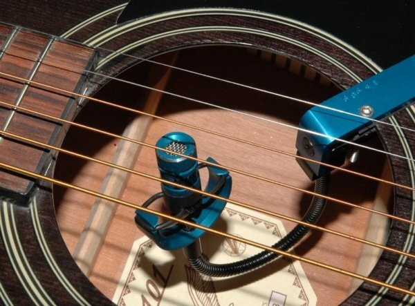 Mikrofon do gitary klasycznej AMT S3G Studio