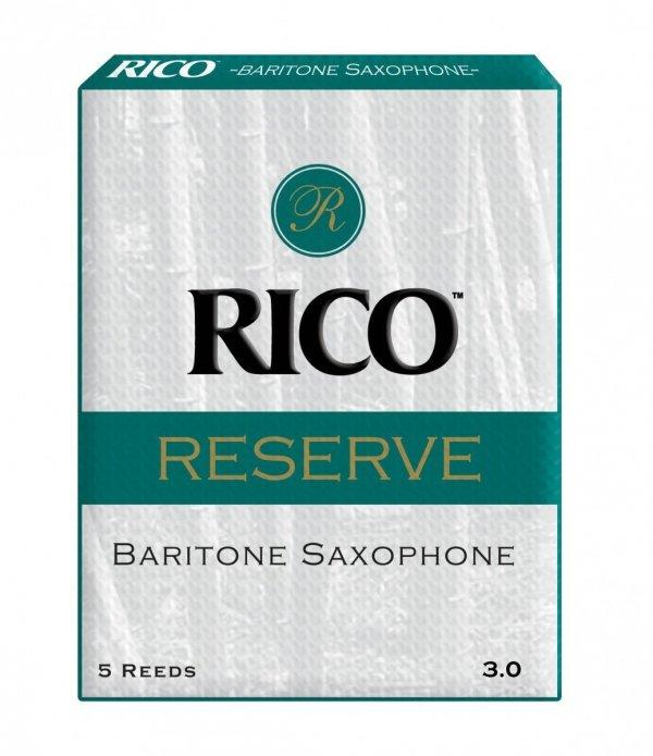 Stroiki do saksofonu barytonowego Rico Reserve stare opakowanie