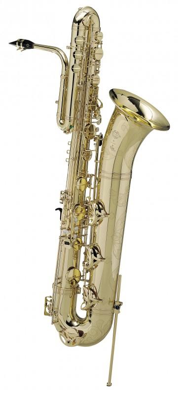 Saksofon basowy Henri Selmer Paris Super Action 80/Serie II GG gold lacquer