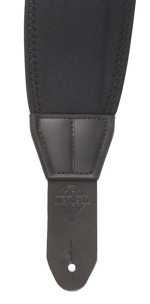 Pasek do gitary elektrycznej i basowej Neotech Slimline Leather Standard