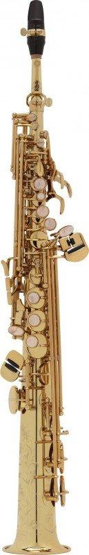 Saksofon sopranowy Henri Selmer Paris Serie III GG gold lacquer