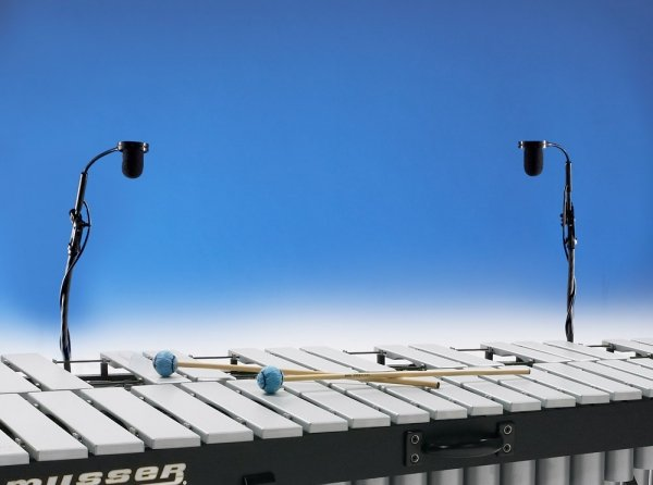 Mikrofony do wibrafonu i marimby AMT VP2