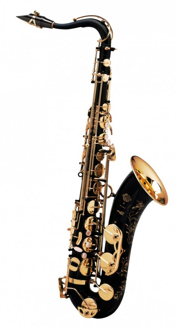 Saksofon tenorowy Henri Selmer Paris Serie III NG GO black lacquer