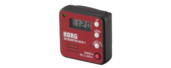 Metronom Korg MCM-1 czerwony