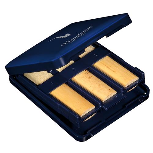 Pudełko na stroiki do saksofonu altowego Vandoren Reedcase VRC620