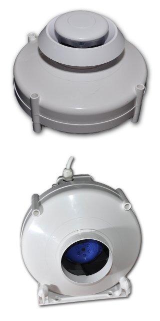 WENTYLATOR PROMIENIOWY - opcja dodatkowa wyposażenia SPA, SPA LUX, TURBO