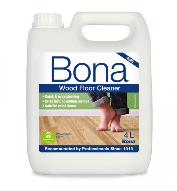 Wood Floor Cleaner środek do mycia (opak. uzupełniające 4L)
