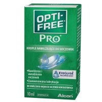 Opti Free Pro Moisturizing 10 ml