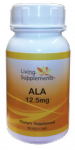 Kwas alfa liponowy ALA 12,5 mg - 90 kapsułek Alpha Lipoic Acid