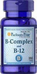 Witamina B12 + B kompleks complex 180 tabletek