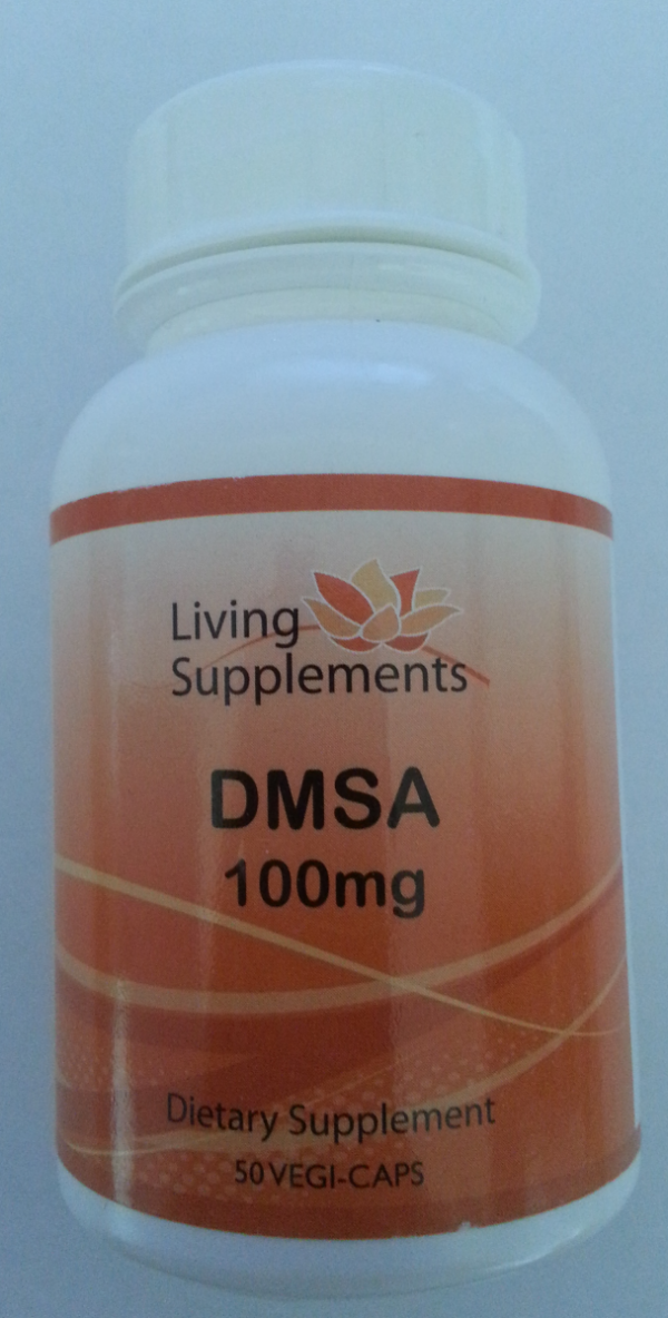 DMSA (100 mg, 50 Caps)