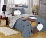 Poszewka 70x80, 50x60,40x40 lub inny rozmiar - 100% bawełna satynowa  wz.Z 4006