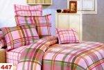 Poszewki na poduszki 40x40 bawełna satynowa wz. 0447