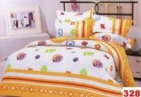 Poszewki na poduszki 40x40 bawełna satynowa wz.328