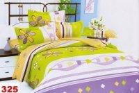Poszewki na poduszki 40x40 bawełna satynowa wz.325